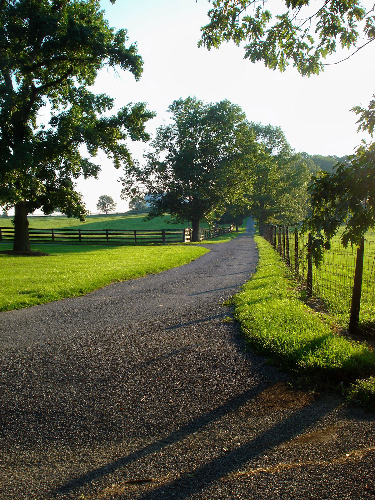 Pathway in Lancaster County area