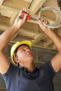 Plumbers, electricians and carpenters need Contractors Insurance