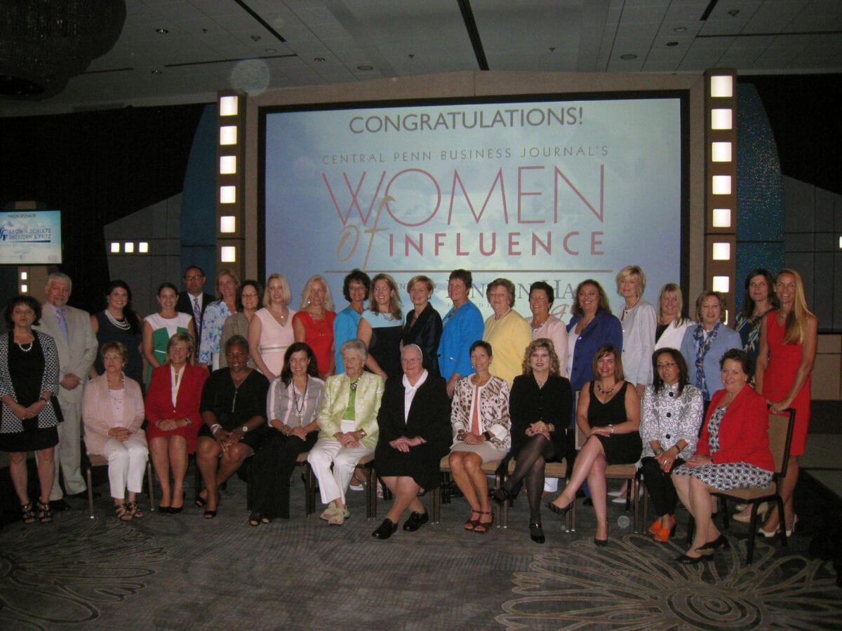 Liz Martin recognized for achievements in the 2016 Women of Influence Awards | Martin Insurance
