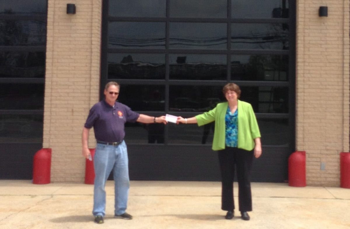 Martin Insurance with Willow Street Fire Company